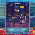 Bouncy Hoops,mobile games