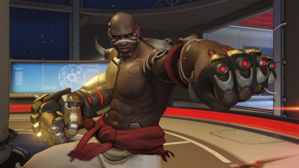 Nigerian hero Doomfist finally hits Overwatch's PTR servers