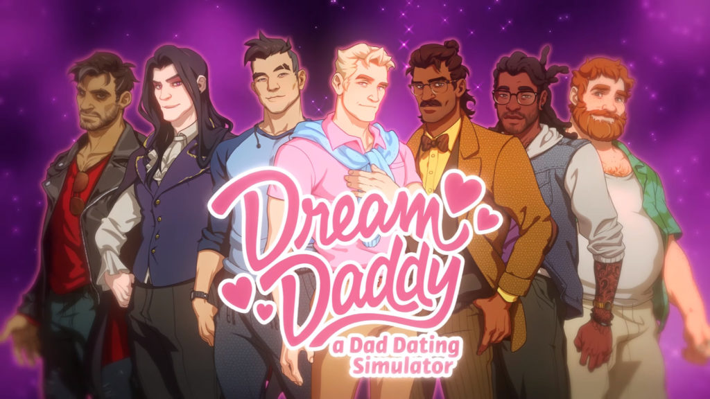 twitch bait,dream daddy