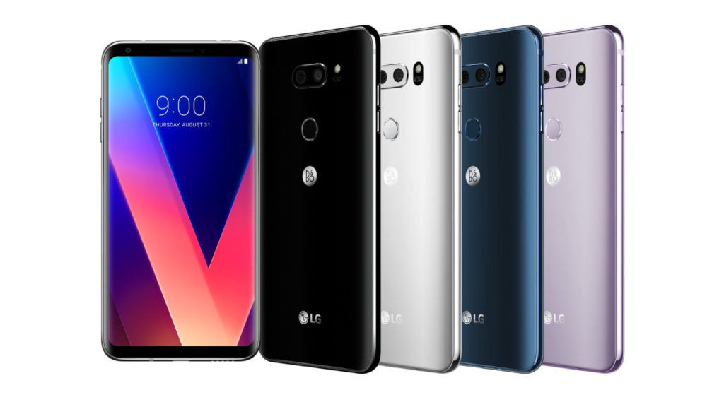 LG V30,smartphones,V30,LG v30+