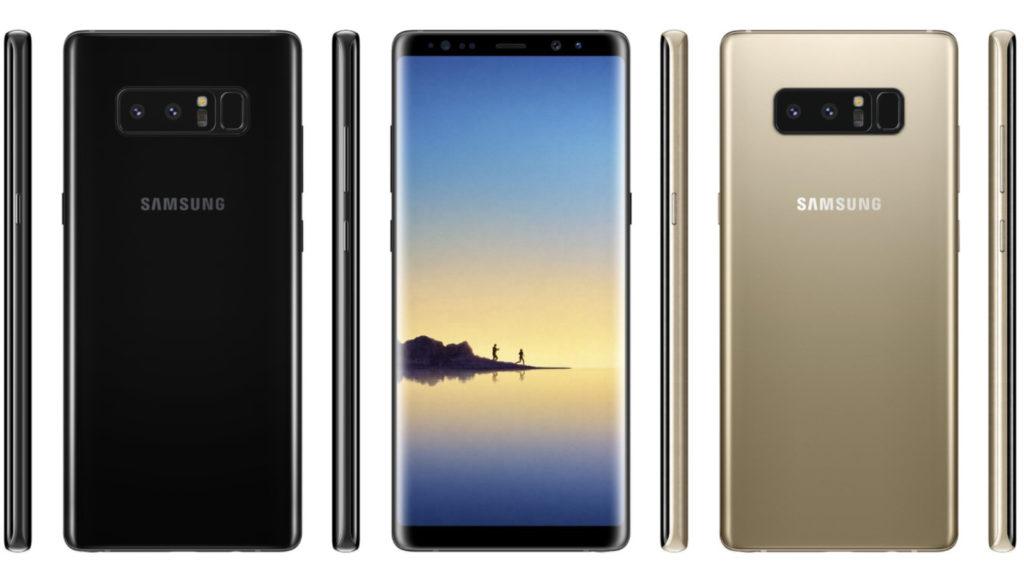 Samsung Galaxy Note 8,Galaxy Note 8