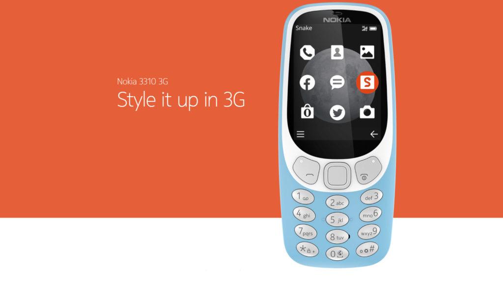 Nokia 3310 3G,nokia 3310