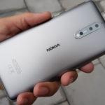 Nokia 8,smartphones