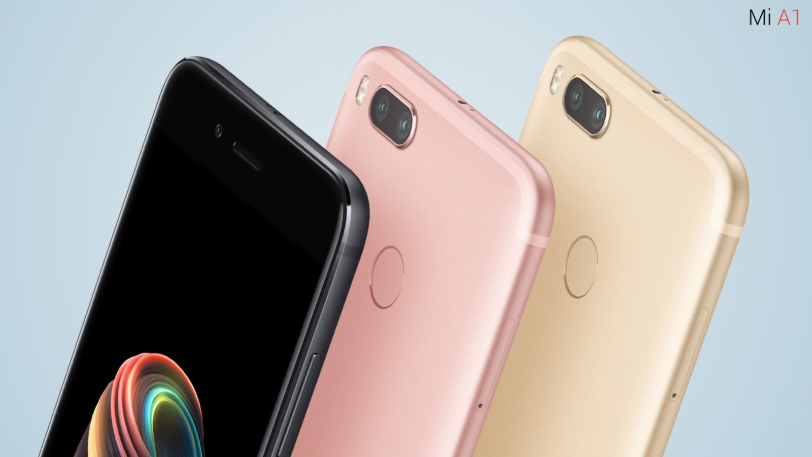 Xiaomi,Mi A1,Xiaomi Mi A1
