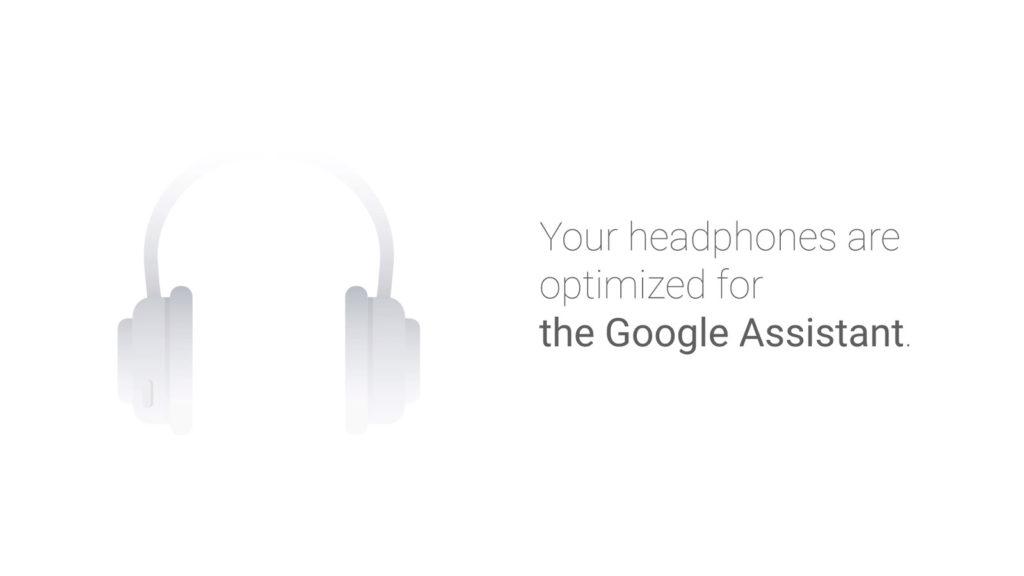 Google Assistant,headphones