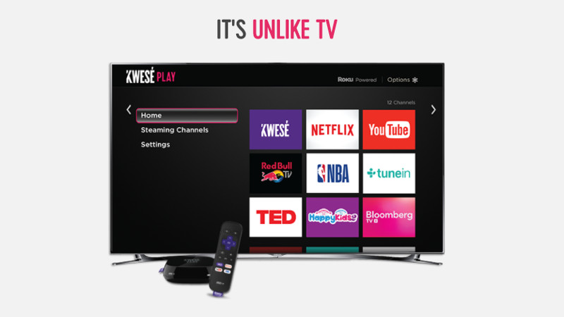 tv box,kwese play