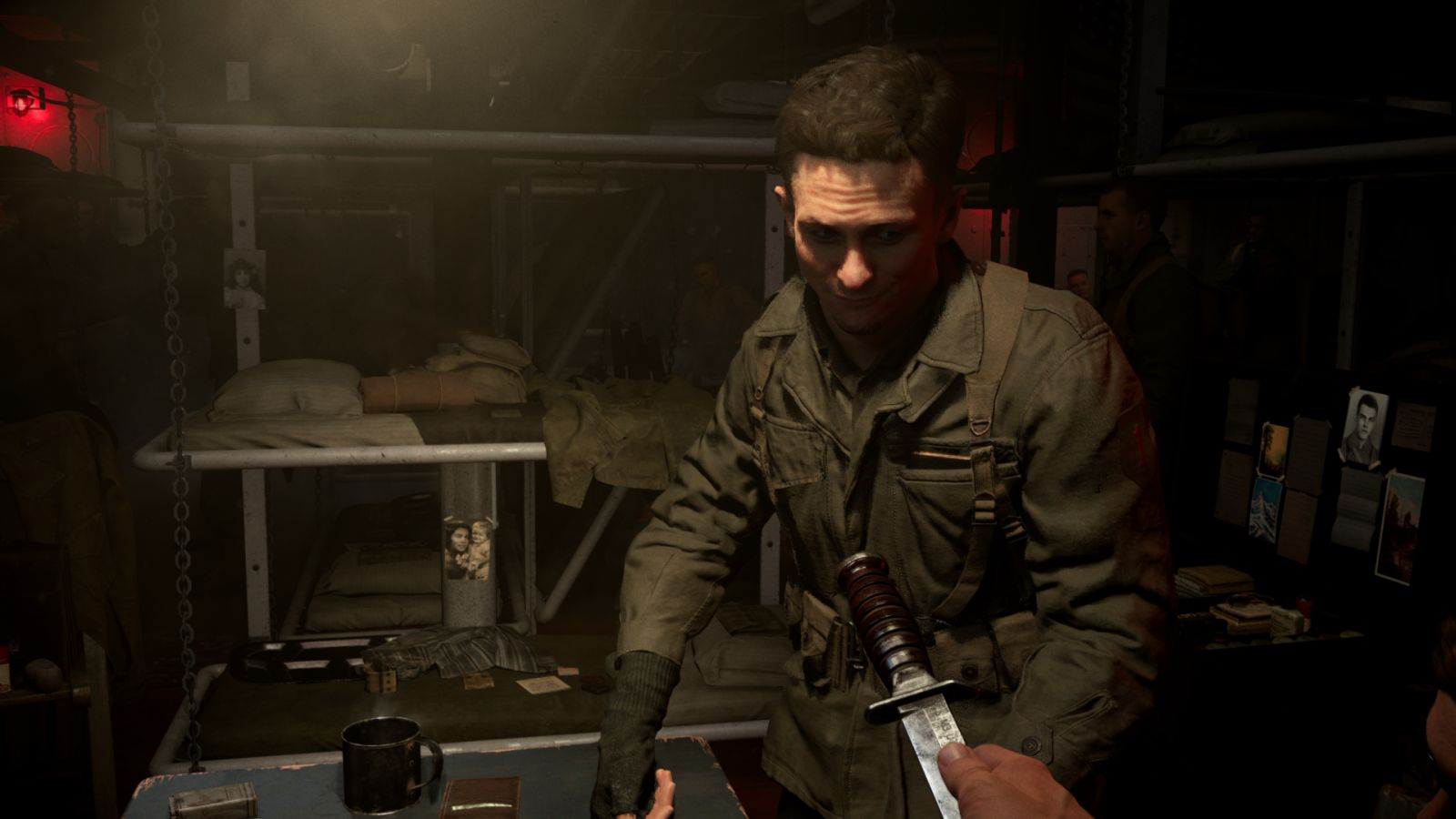 Call of Duty WW2 screenshot 002