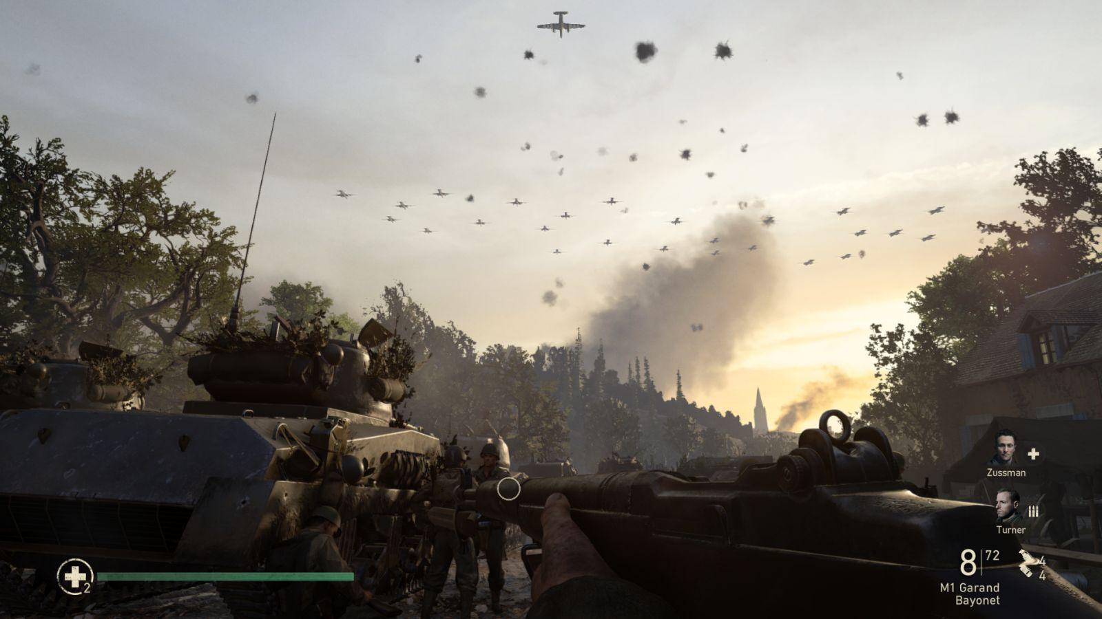 Call of Duty WW2 screenshot 009