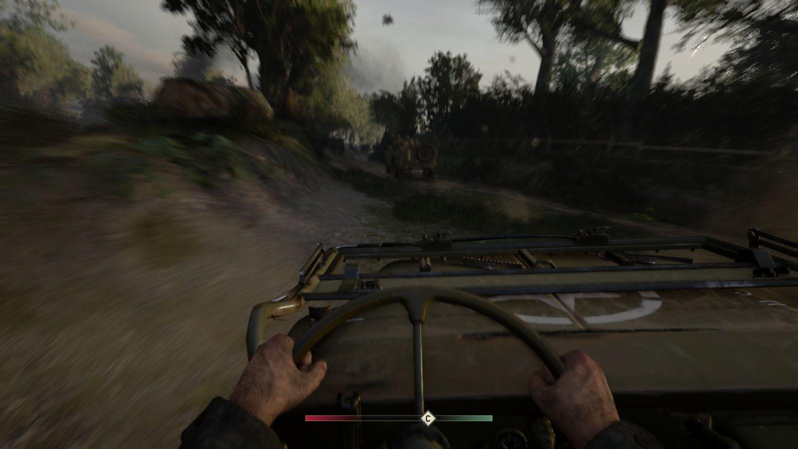 Call of Duty WW2 screenshot 010