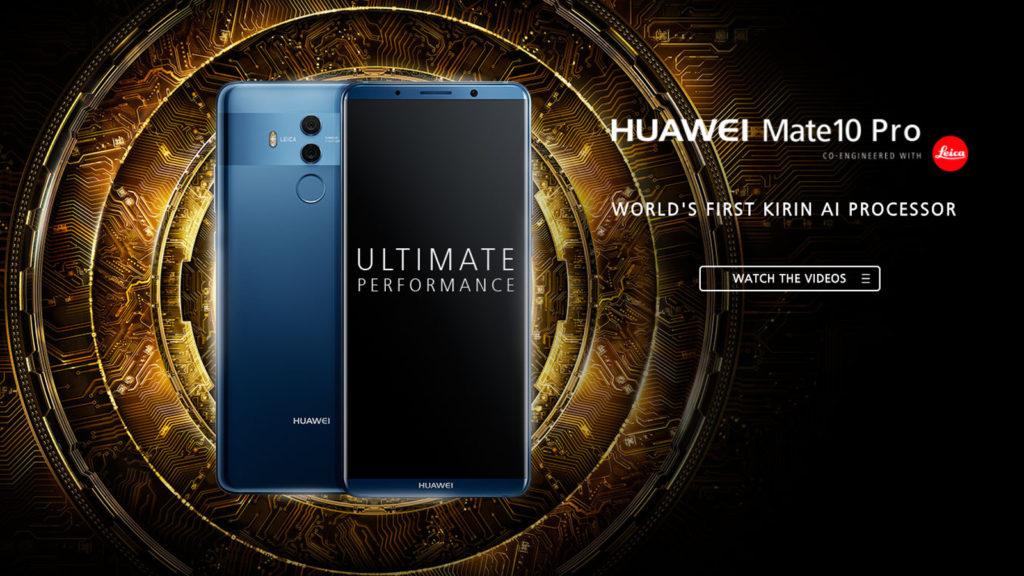 Huawei Mate 10 Pro,Huawei,