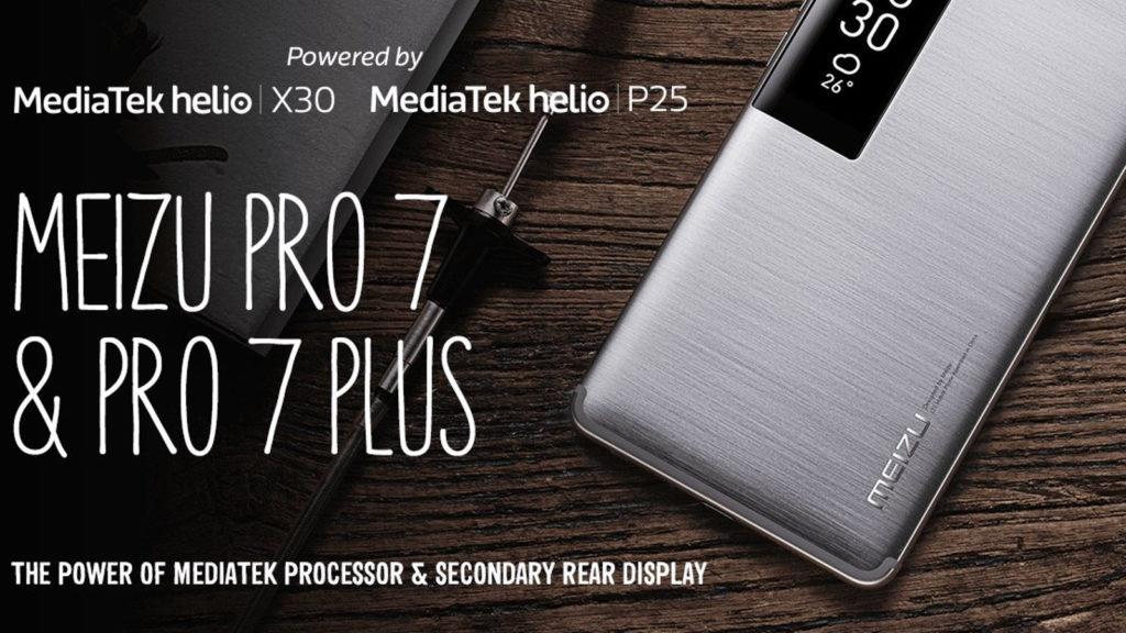 Pro 7 Mediatek