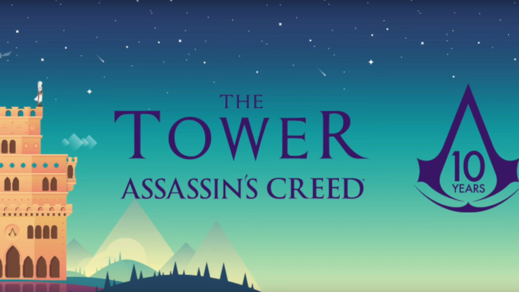 mobile games,the tower assassins creed