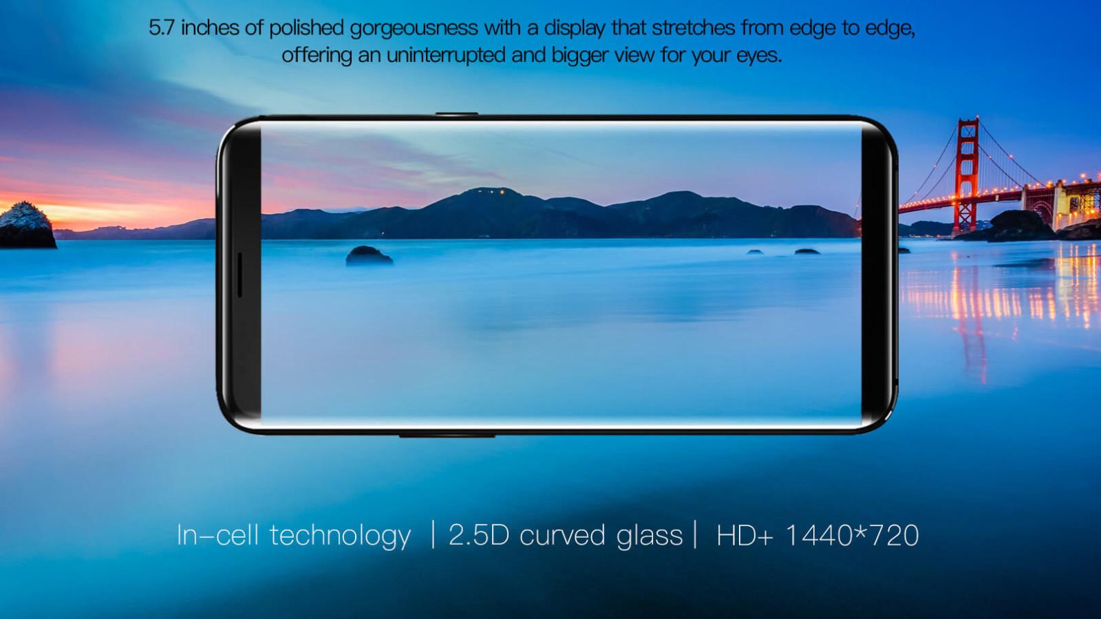 Galaxy S8 clones,UHANS i8