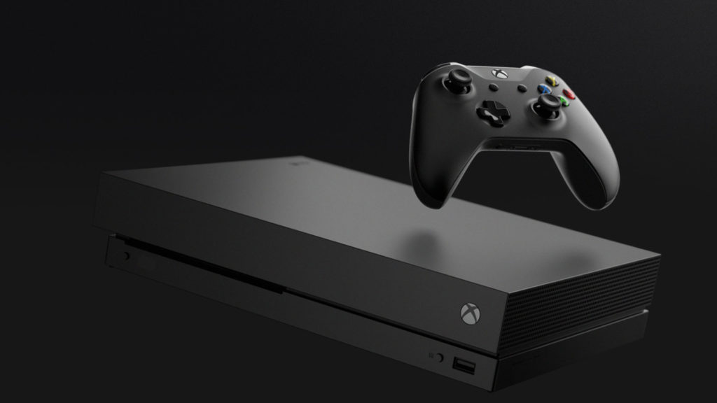 Xbox One X,black friday