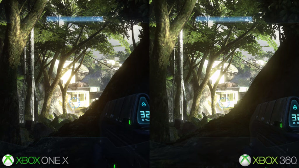 How well do enhanced 360 titles run on Xbox One X? - Gearburn