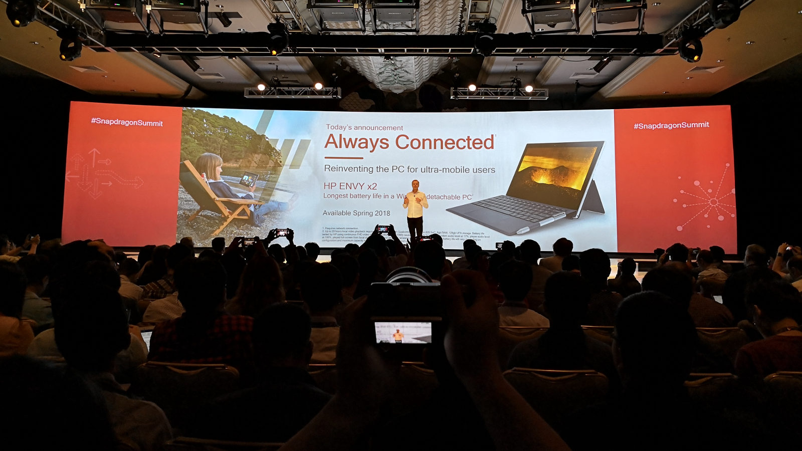 HP envy x2,snapdragon 835,qualcomm