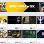 humble store,indie mega week
