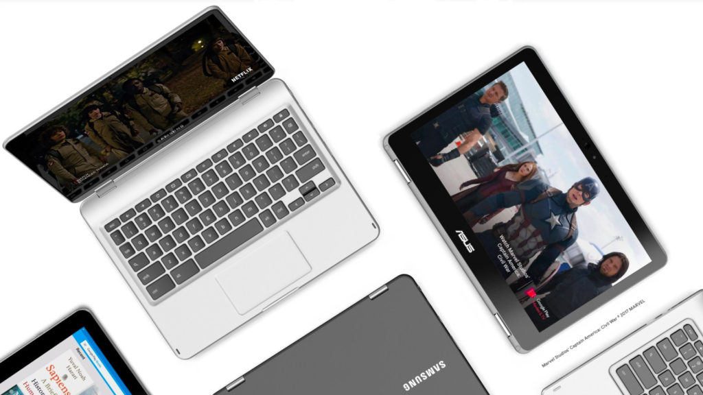 Comparison: Snapdragon laptops versus Chromebooks - Gearburn