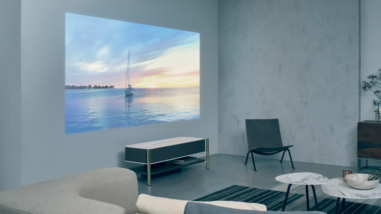 sony 4k projector ces 2018