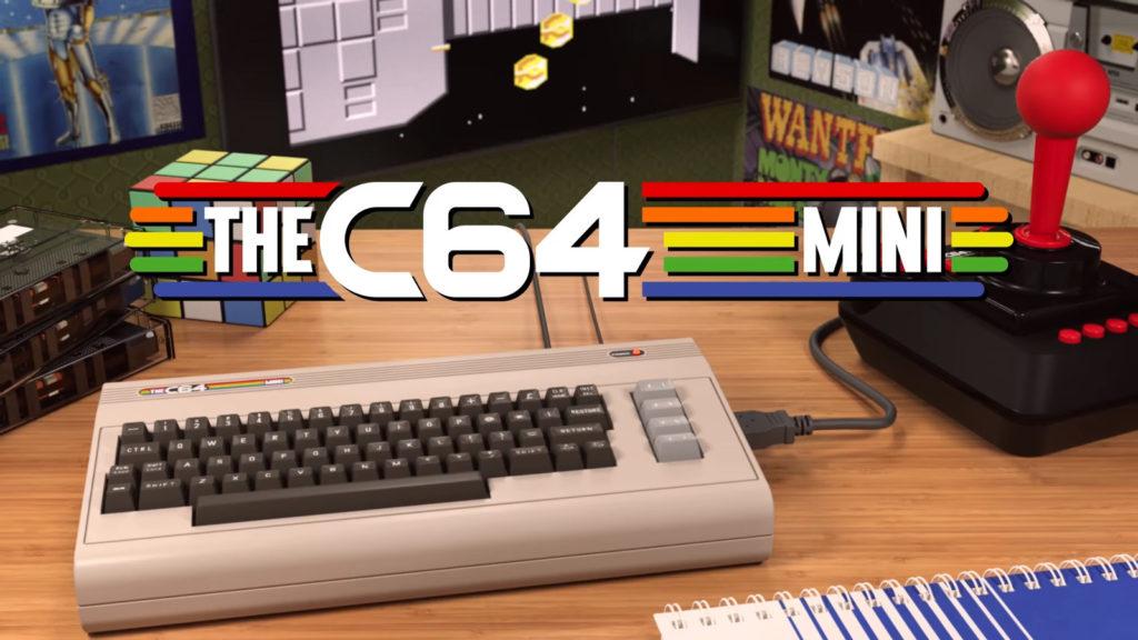 Commodore 64, c64 mini