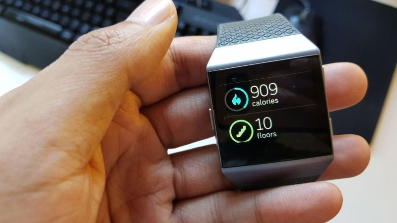 fitbit ionic review 5