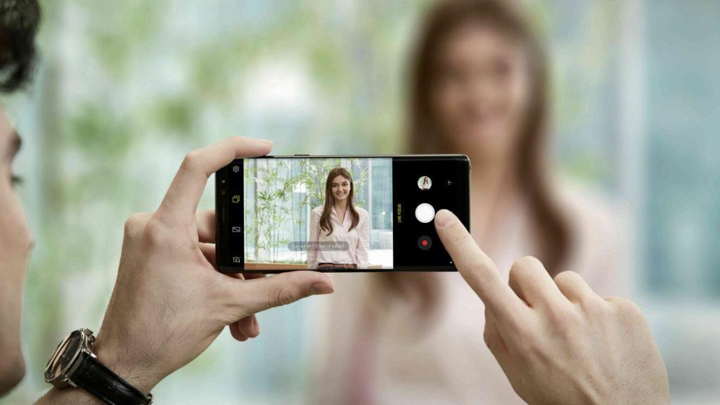 samsung,galaxy note 8,dual camera