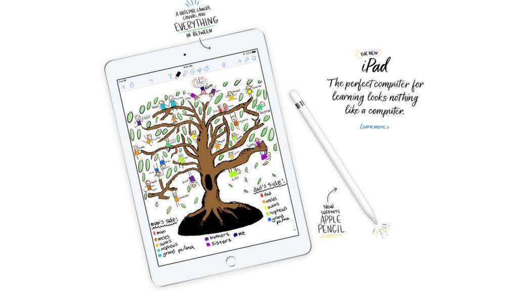 apple 9.7-inch ipad education
