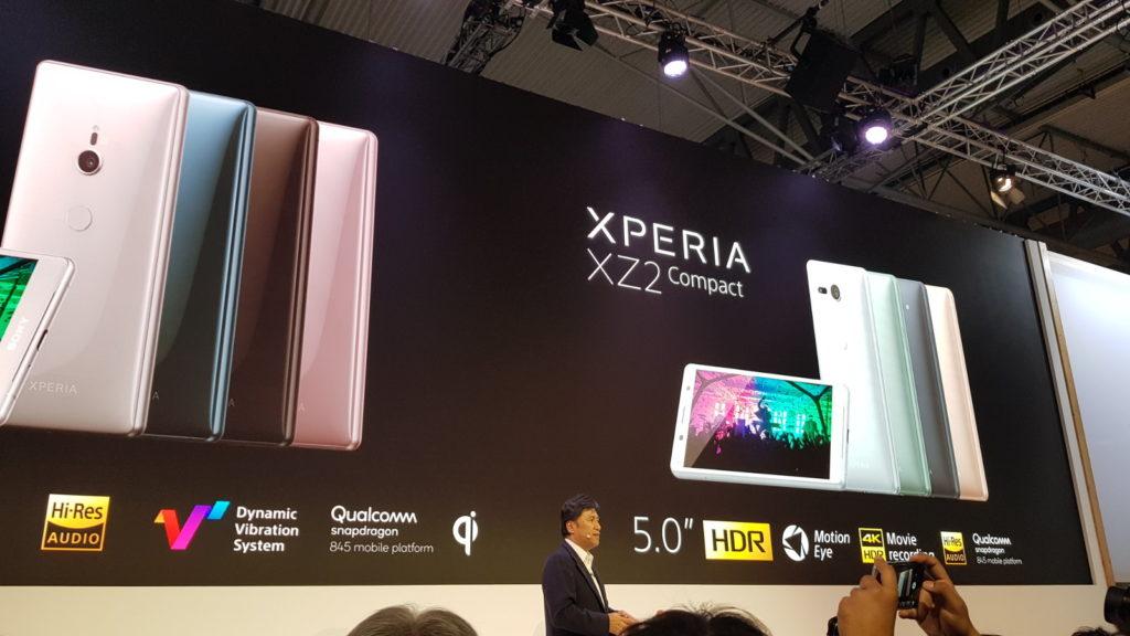 Sony,Xperia,XZ2