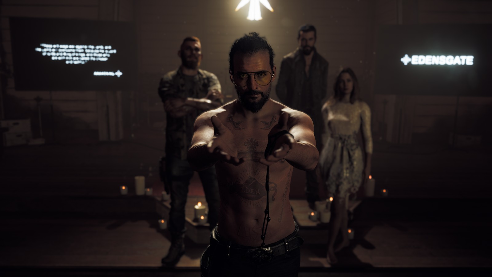 Far Cry 5 Review Just Another Far Cry Game Gearburn