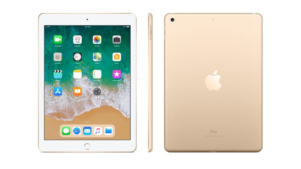 apple ipad 97 inch education