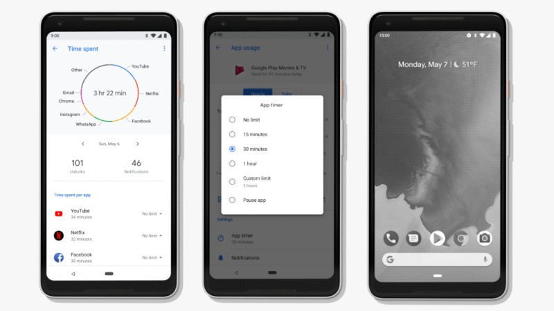 android p google io 2018