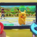 pokemon lets go pikachu eevee nintendo switch e3 2018