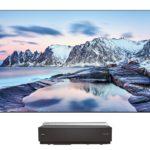 hisense 100 inch laser tv