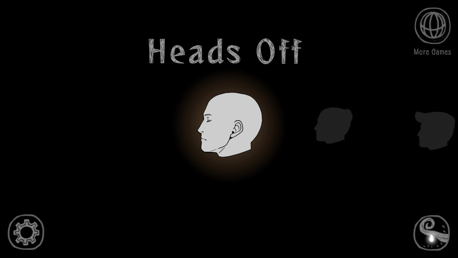 heads off android 1