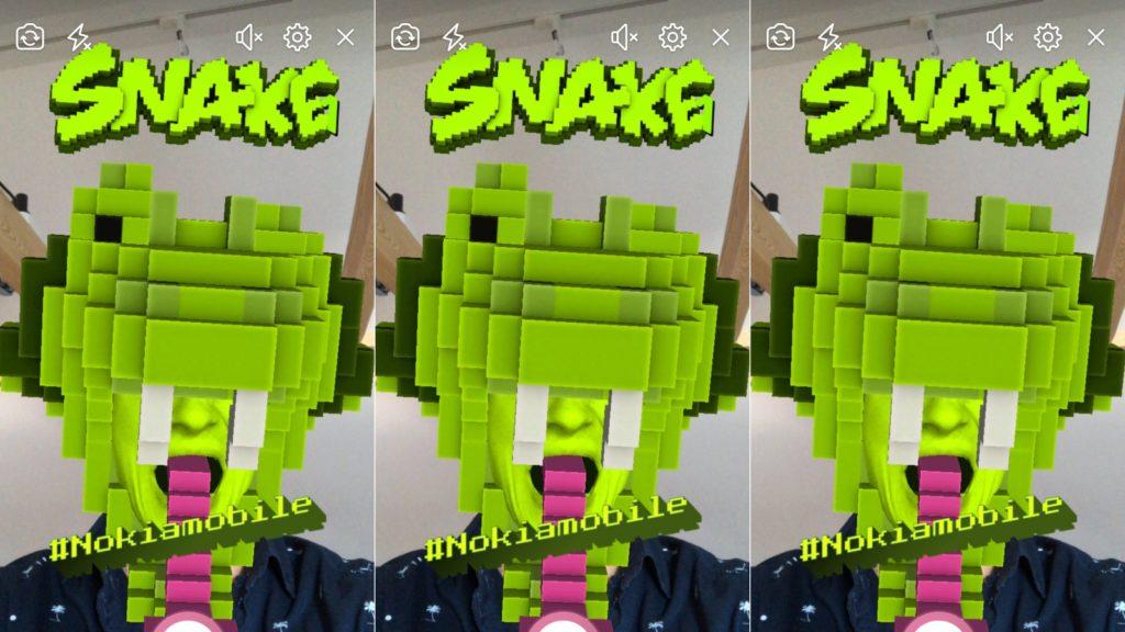 nokia snake hmd global facebook game