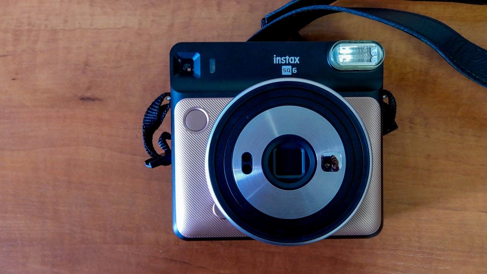 Fujifilm Instax Square SQ6 001
