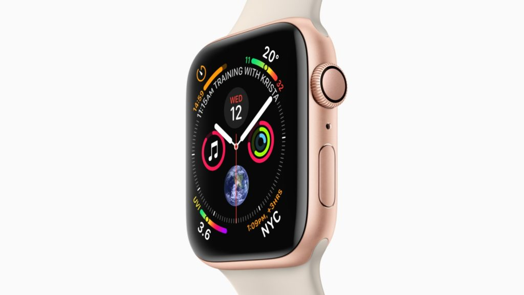 apple watch series 4 stock