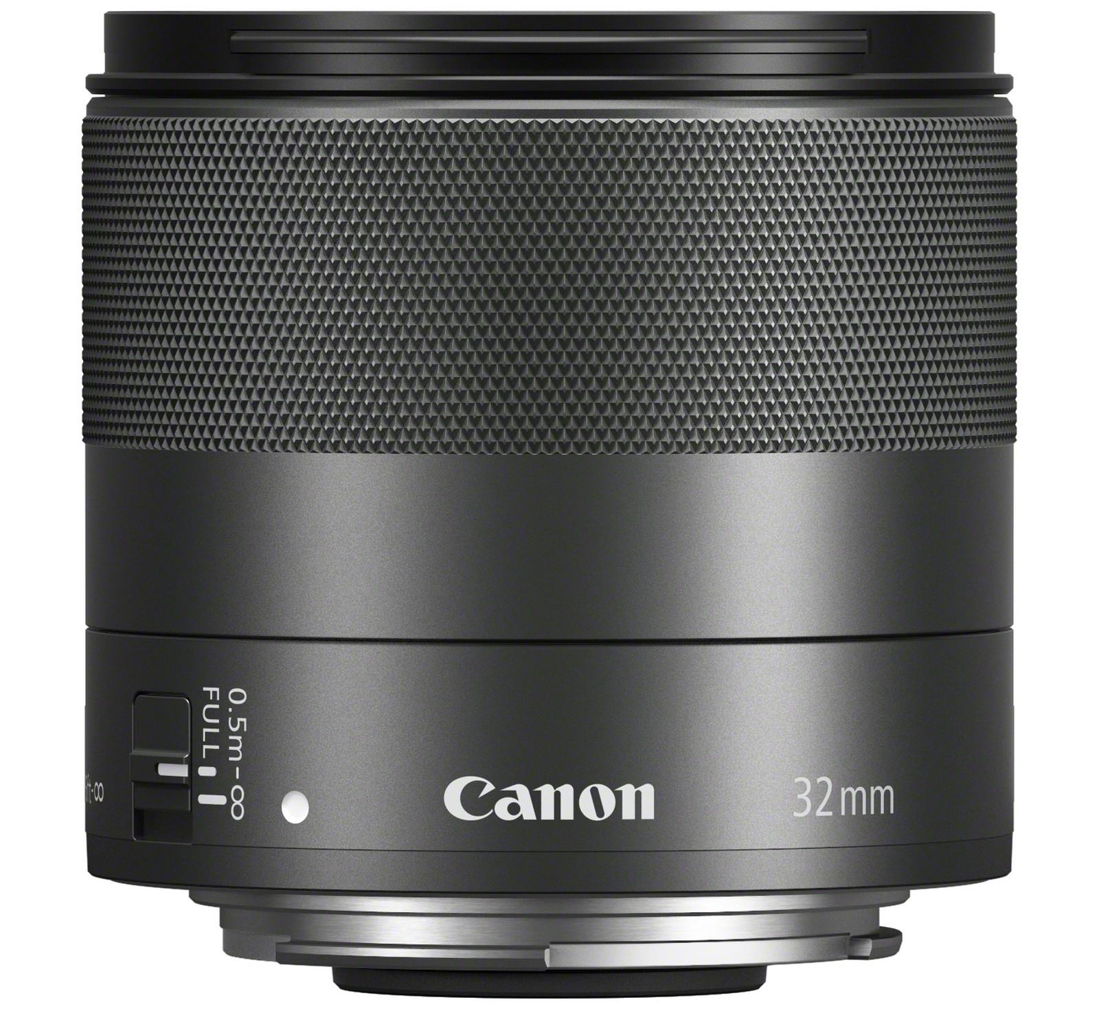 canon m 32 mm lens