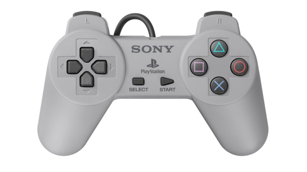 sony playstation classic controller