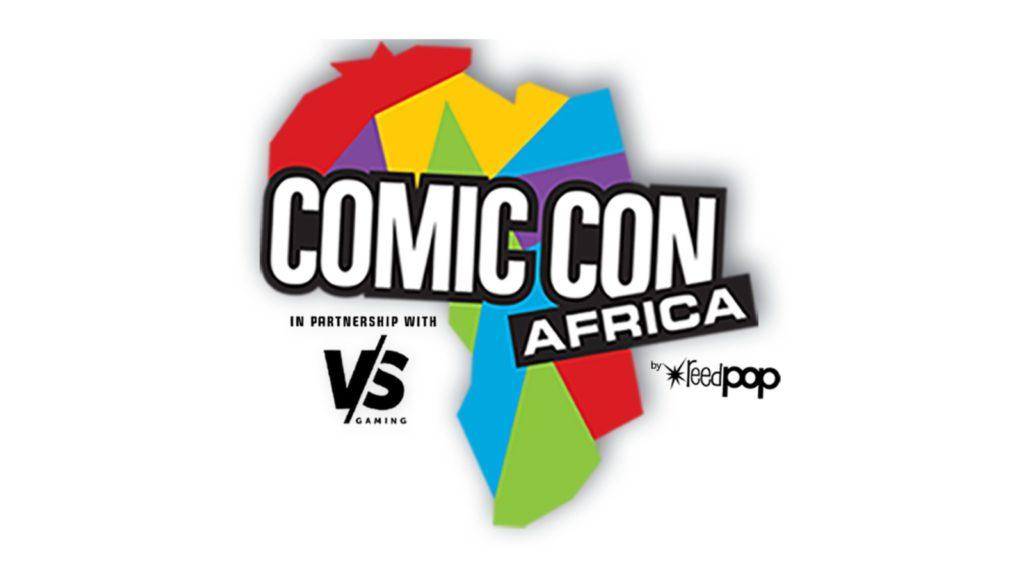 vs gaming comic con africa