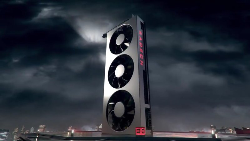 amd radeon vii graphics card ces 2019