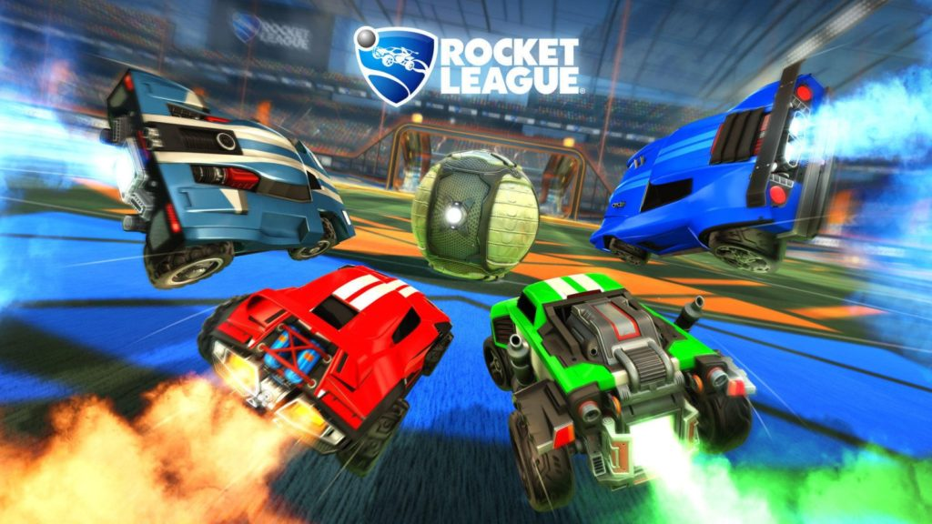 rocket league cross play ps4