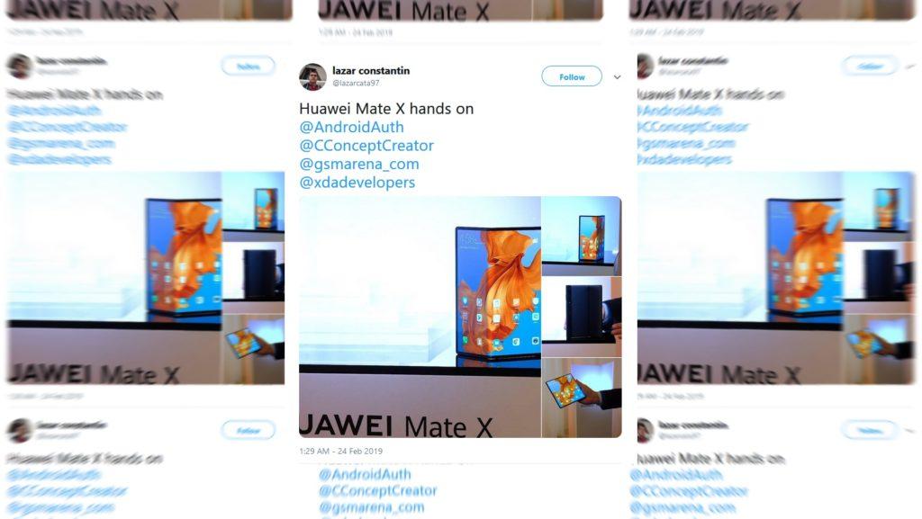 huawei mate x leak 2