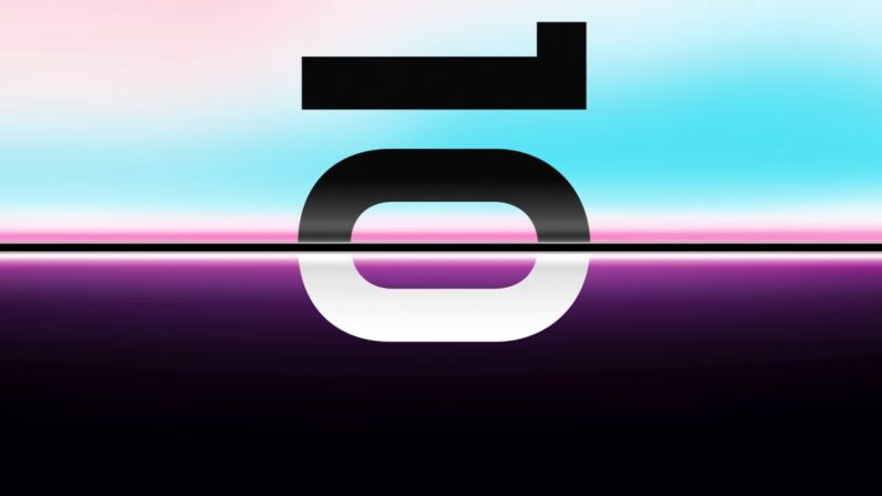 samsung galaxy s10 poster