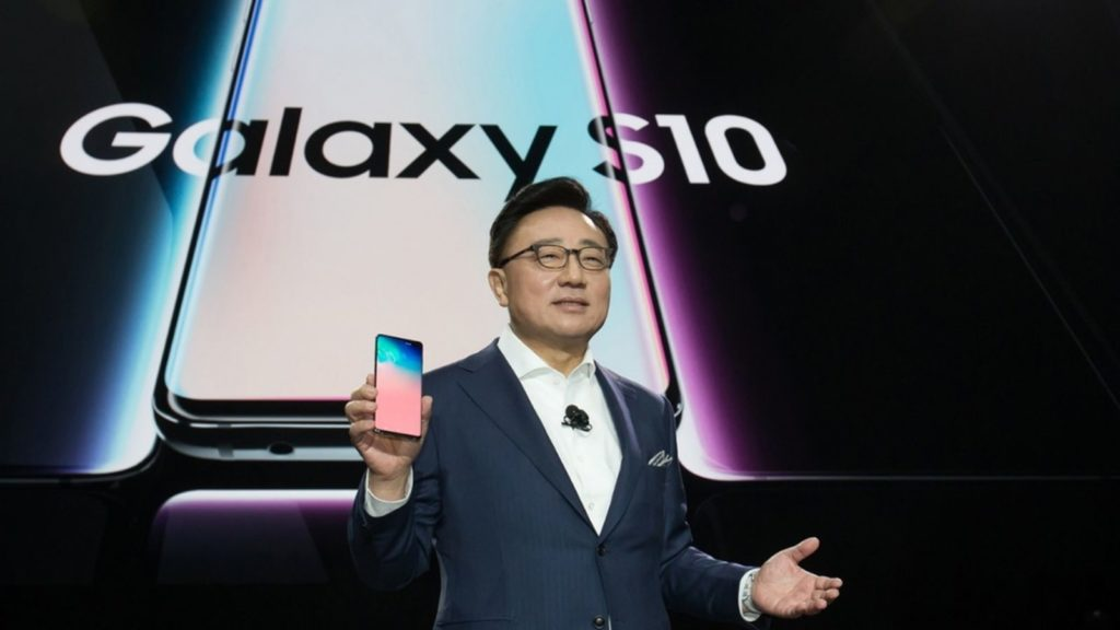 South Africa's getting the 'slower' Samsung Galaxy S10 variant