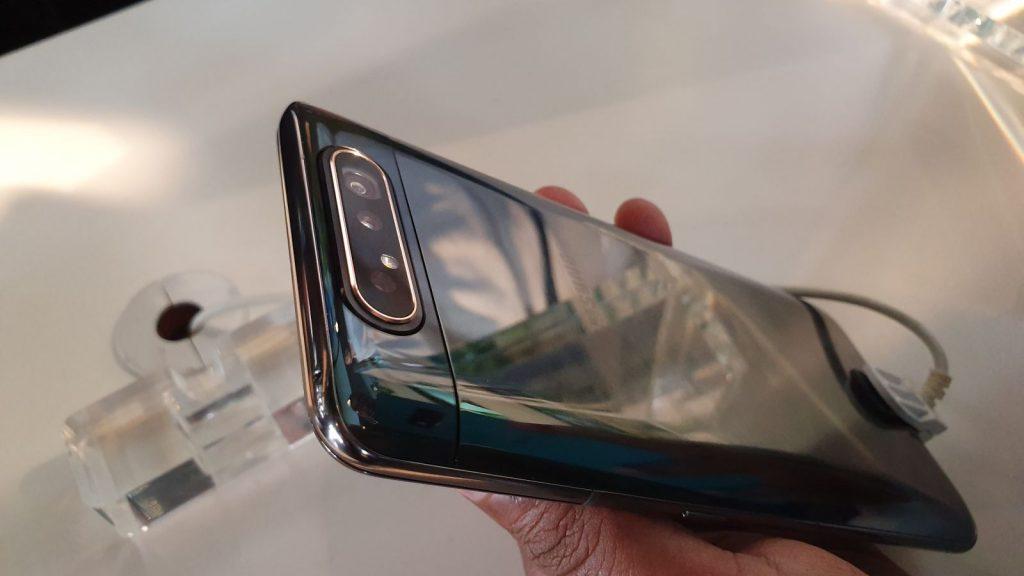 Samsung Galaxy A80 1, Bixby