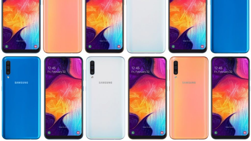 Samsung Galaxy A50's June software update adds more camera modes