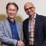 Microsoft and Sony team-up