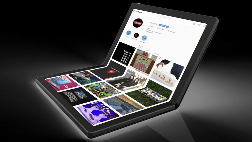 lenovo foldable laptop thinkpad x1