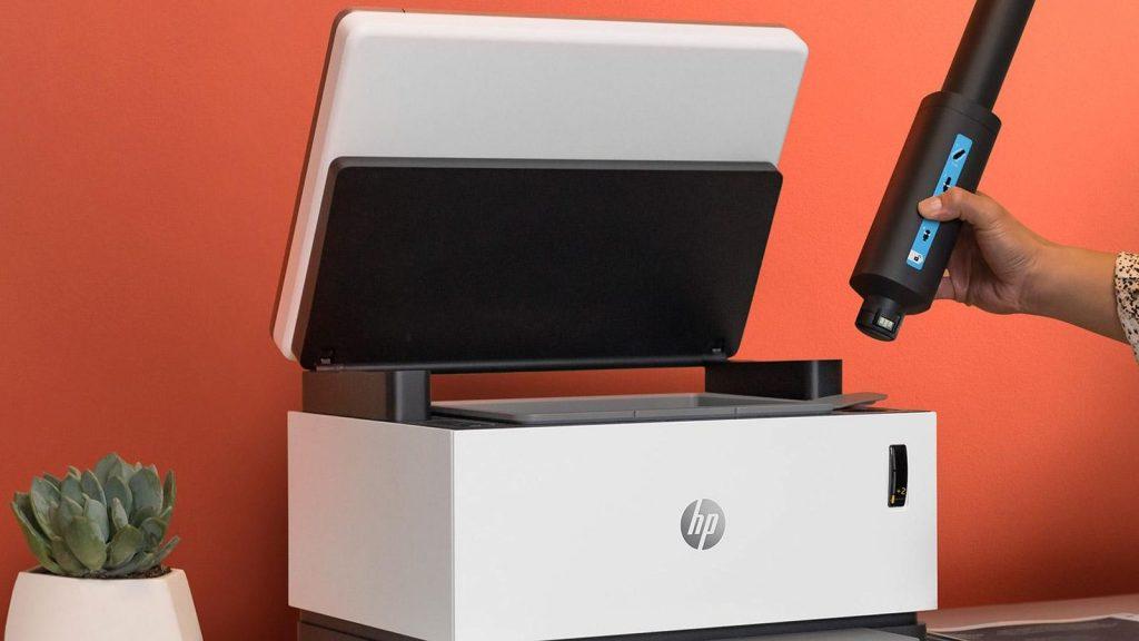 hp cartridge free laser printer